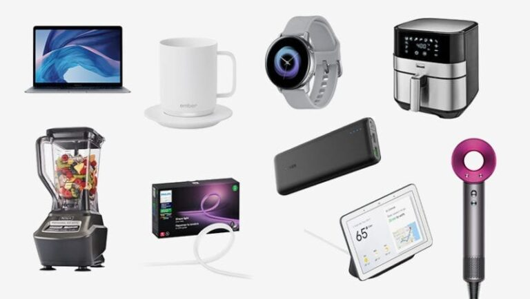 Mom's day is every day, gift her useful tech that lasts