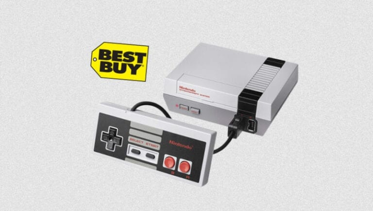 NES Classic Edition Is Back at Best Buy
