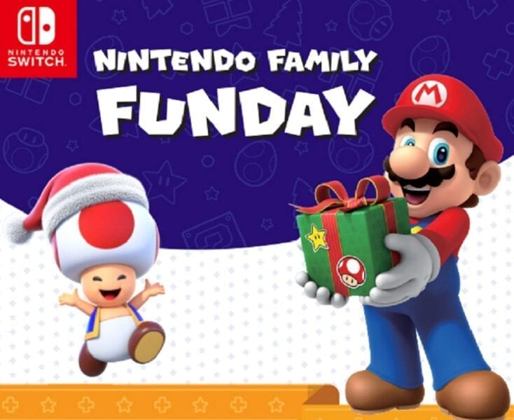 Game On! Nintendo Family Fun Day is Back at Best Buy Dec. 14