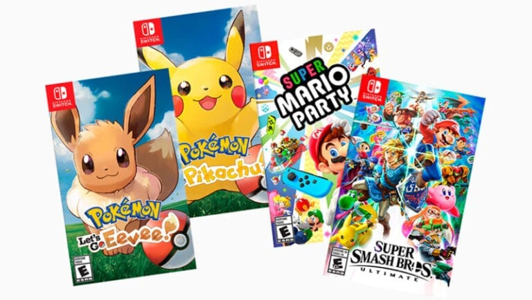 Nintendo Family Funday Returns to Best Buy Stores Dec. 15