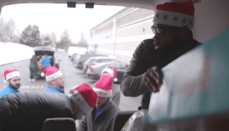 Many hands make brighter holiday for NJ children in foster care [VIDEO]