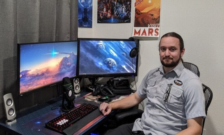 Gamers Embrace Online Connections During Pandemic