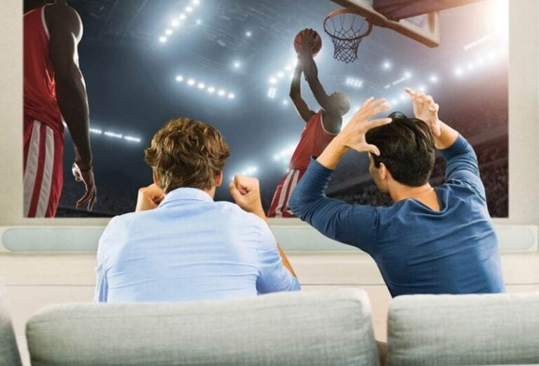 Sports Are Back! How To Create The Perfect Viewing Setup At Home