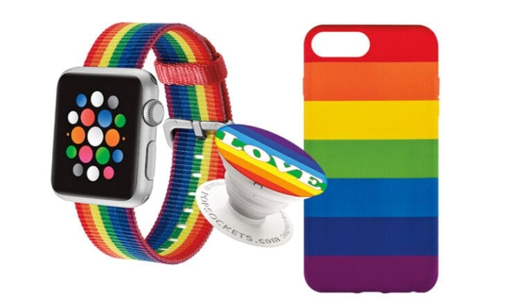 Show your Pride with accessories from Best Buy