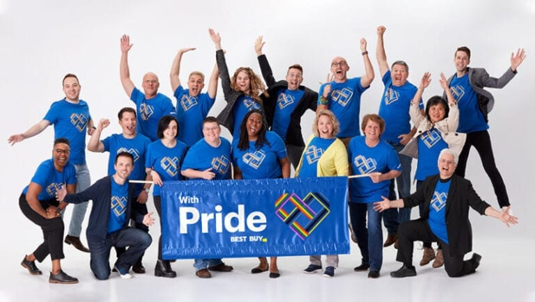 At Best Buy, Pride is part of our business