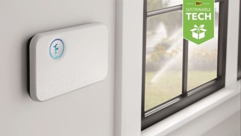 Sustainable Tech: Rachio Smart Sprinkler Control System