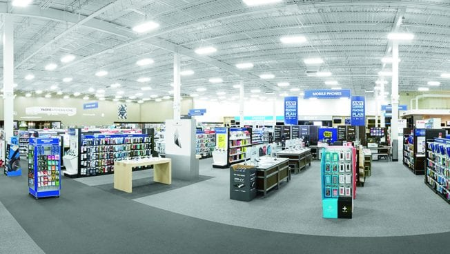 Best Buy to Reduce Carbon Emissions 60% by 2020