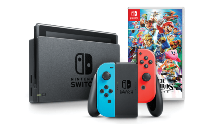 Try Out Super Smash Bros. Ultimate at Select Best Buy Stores
