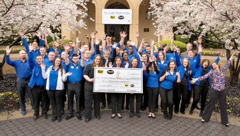 Best Buy Employees Bring Tech Fun, $20 Million To St. Jude