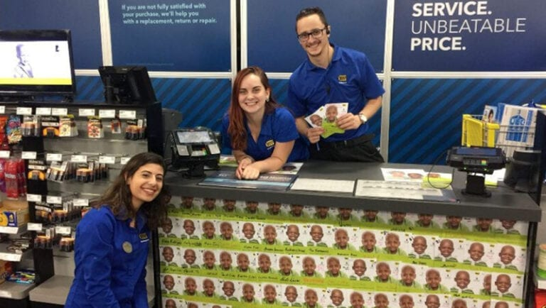 Join Best Buy in Supporting St. Jude Families