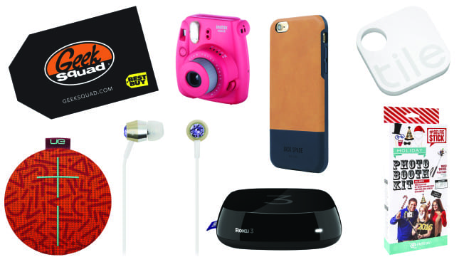 Top Tech Stocking Stuffers That Won't Break Your Budget