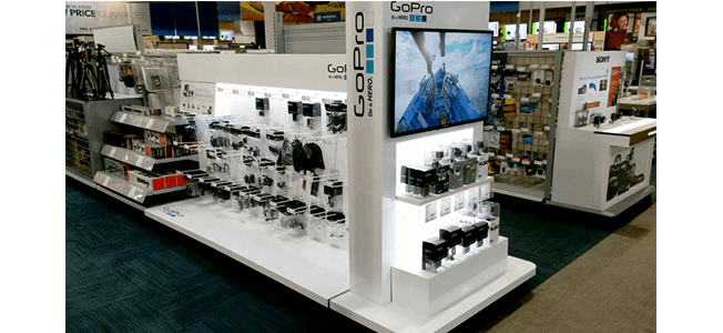 Coming Sunday: GoPro Hero4 Session Lands in Best Buy Stores