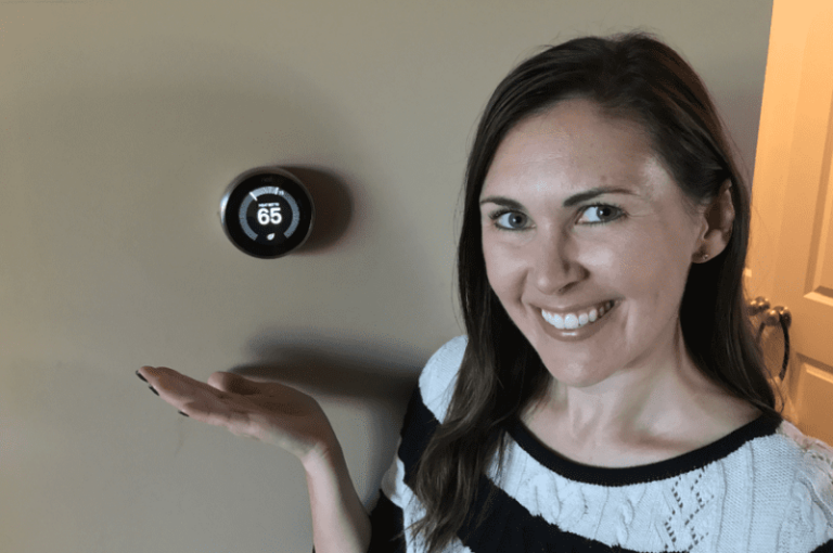 Installing a Smart Thermostat (All By Myself!)
