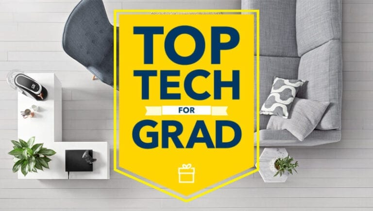 Celebrate the grad in your life with top tech