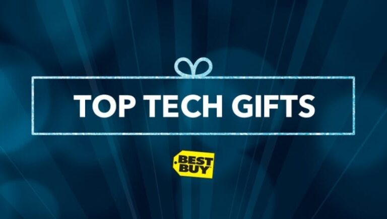 Best Buy's 2017 Top Tech Gifts List Helps You shop the Holidays
