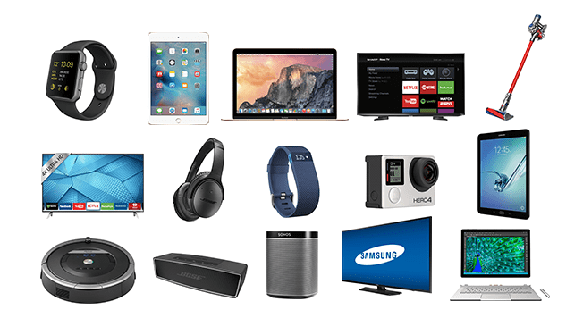 And the Top 15 Holiday Tech Gifts for 2015 Are…
