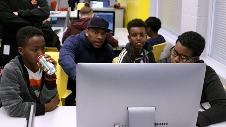 New Best Buy Teen Tech Center Brings Opportunity to Community