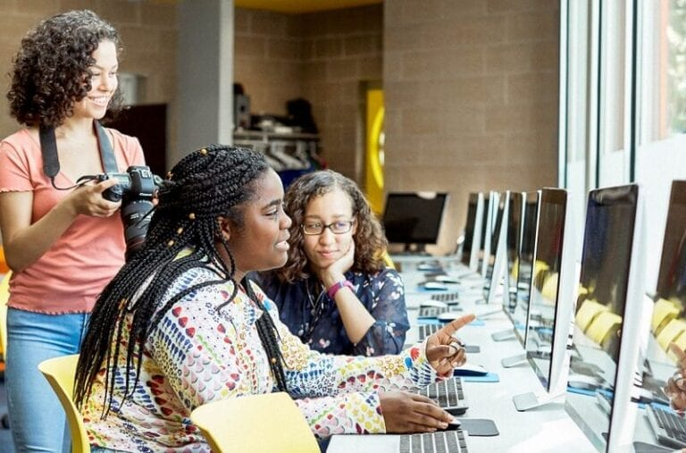 How Best Buy is training today's girls for tomorrow's tech careers
