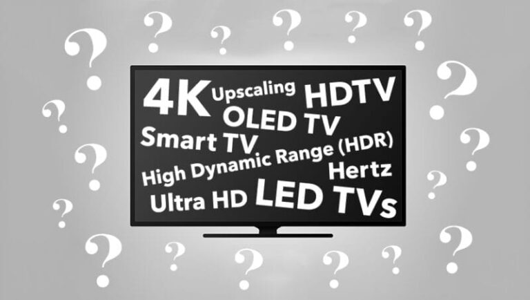 From OLED to UHD: The ABCs of Today's TVs