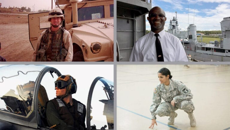 Military Veterans Find New Careers at Best Buy