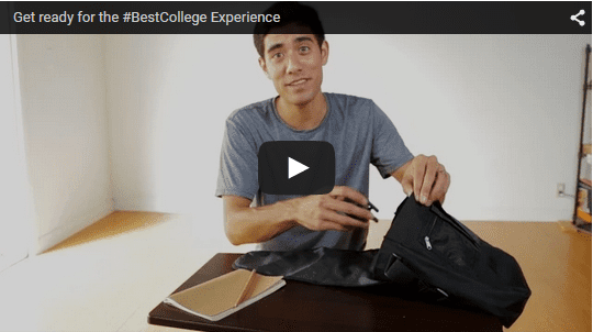 Tech-out Your College Experience with the #BESTCOLLEGE Challenge Contest