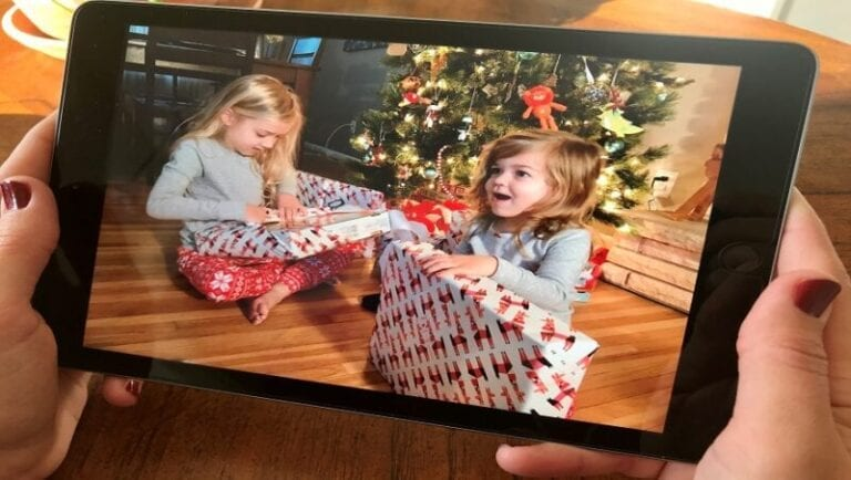 Tech Helps Keep Holiday Traditions Going This Year