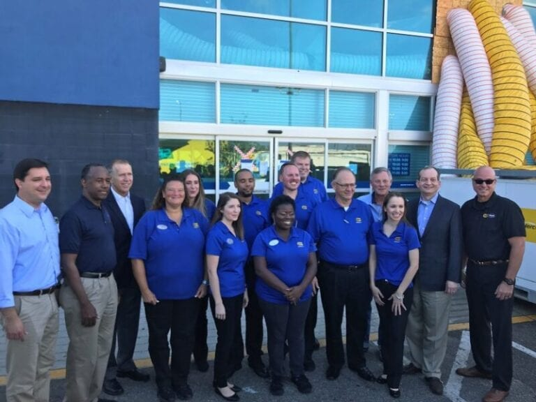 Government leaders laud Best Buy for supporting employees after Hurricane Florence
