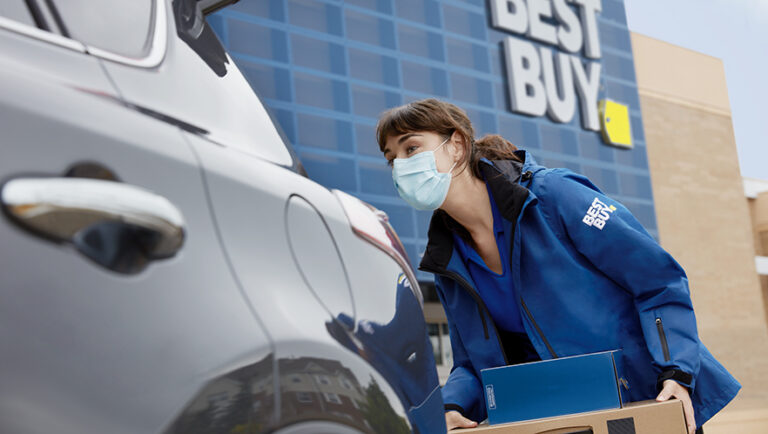 Best Buy Tops Barron's List of 100 Most Sustainable Companies