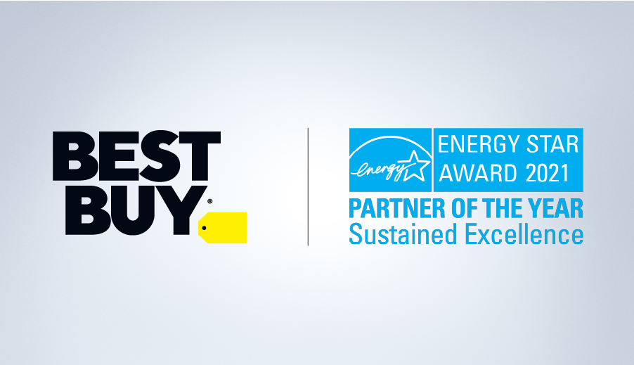 Best Buy Named ENERGY STAR Partner Of The Year For 8th Year In A Row