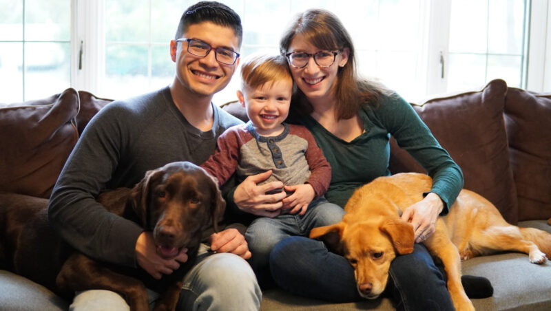 Employee's bilingual children's story is one for the books